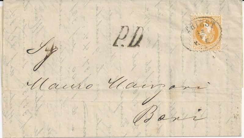 Freimarken-Ausgabe 1867 : Kopfbildnis Kaiser Franz Joseph I - Seite 9 Bild_220