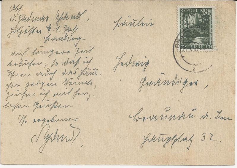 Notmaßnahmen und Provisorien bei Postkarten 1945-1948 Bild_232