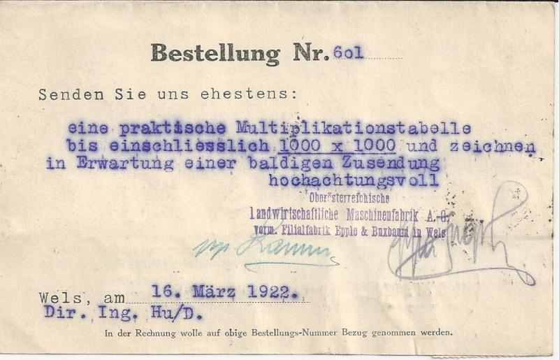 Inflation in Österreich - Belege - 1918 bis 1925 - Seite 4 Bild_233