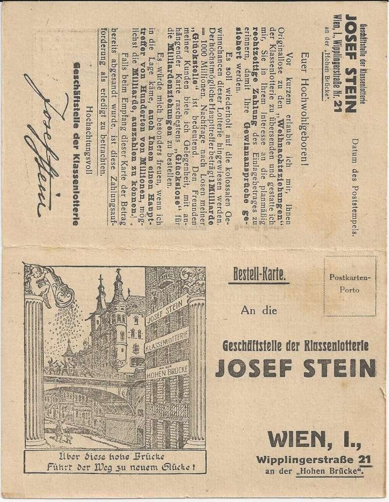 Inflation in Österreich - Belege - 1918 bis 1925 - Seite 4 Bild_236