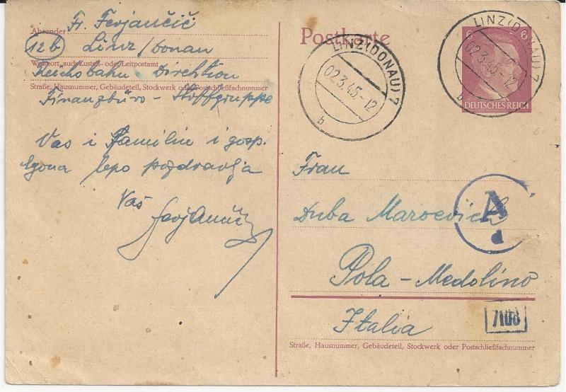 Österreich im III. Reich (Ostmark) Belege - Seite 5 Bild_238