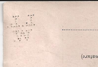 Postbegleitadressen mit fiskalischem Werteindruck Bild_246