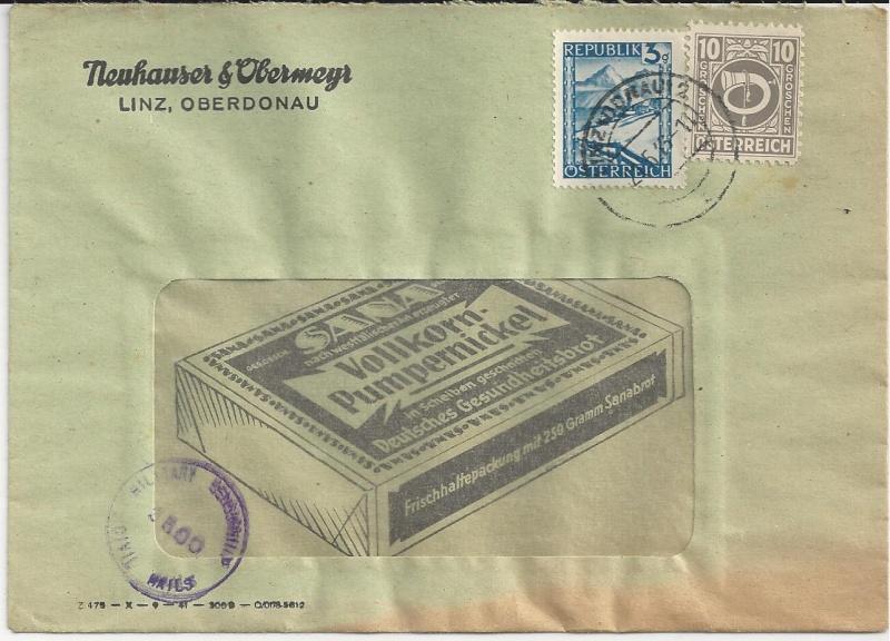 Werbeumschläge und -karten aus Österreich - Seite 2 Bild_311