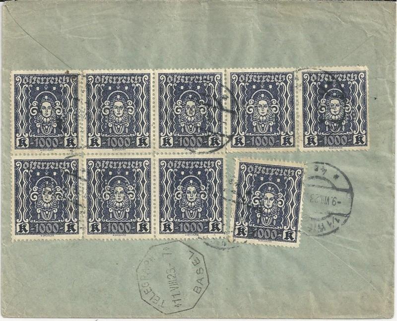 Inflation in Österreich - Belege - 1918 bis 1925 - Seite 4 Bild_316