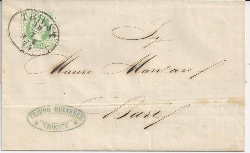 Freimarken-Ausgabe 1867 : Kopfbildnis Kaiser Franz Joseph I - Seite 9 Bild_317