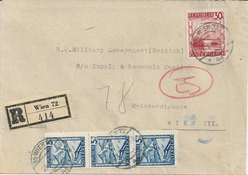 Wappenzeichnung  -  ANK 714-736 - Belege - Seite 2 Bild_321