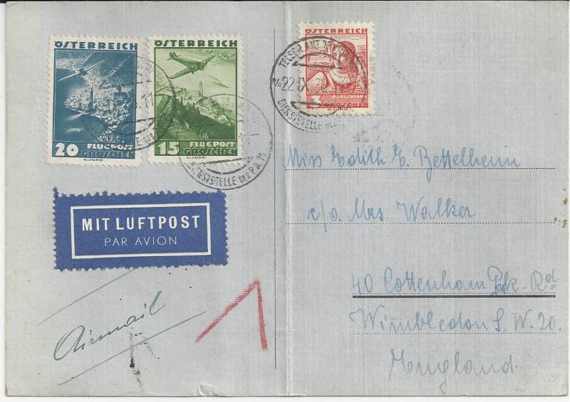 Österreich im III. Reich (Ostmark) Belege - Seite 5 Bild_323
