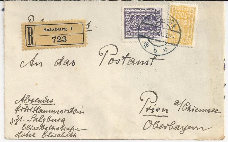 Inflation in Österreich - Belege - 1918 bis 1925 - Seite 4 Bild_324