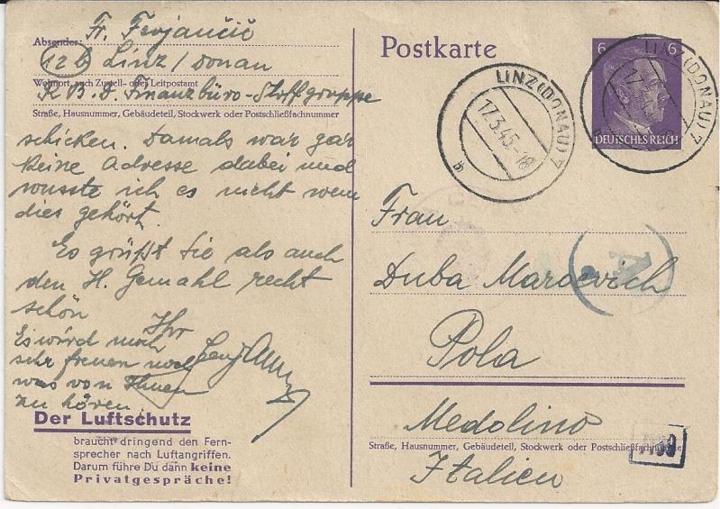 Österreich im III. Reich (Ostmark) Belege - Seite 5 Bild_336