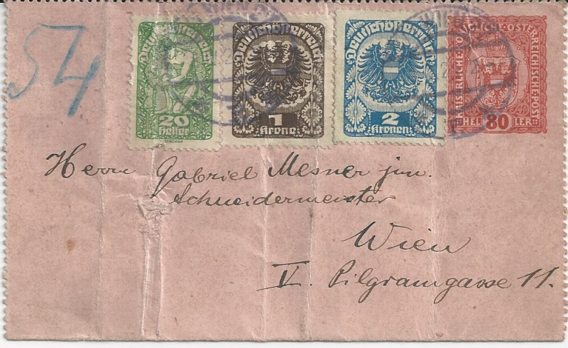 Inflation in Österreich - Belege - 1918 bis 1925 - Seite 4 Bild_342