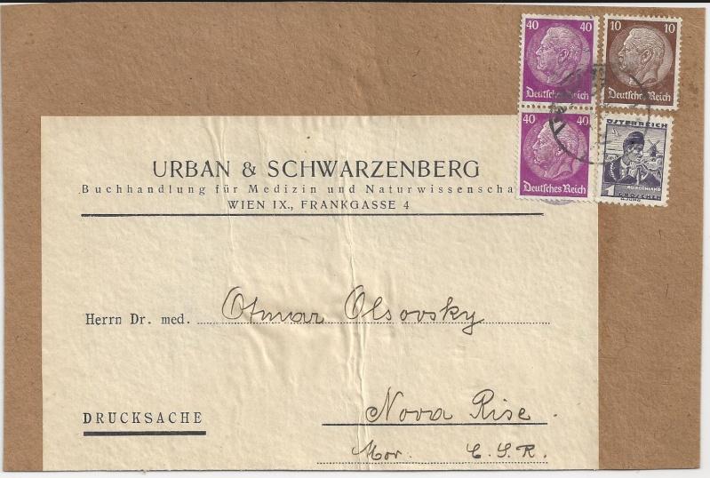Österreich im III. Reich (Ostmark) Belege - Seite 5 Bild_411