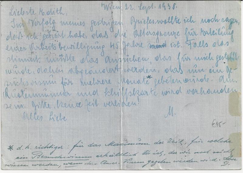 Österreich im III. Reich (Ostmark) Belege - Seite 5 Bild_418