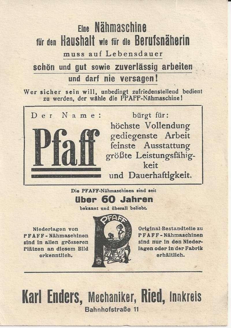 Werbeumschläge und -karten aus Österreich - Seite 3 Bild_422