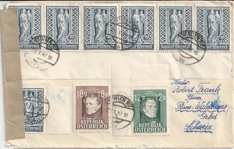 Sammlung Bedarfsbriefe Österreich ab 1945 - Seite 5 Bild_432