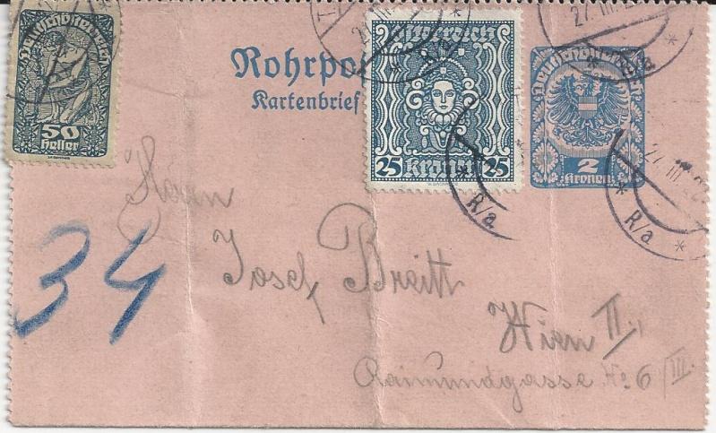 Inflation in Österreich - Belege - 1918 bis 1925 - Seite 4 Bild_511