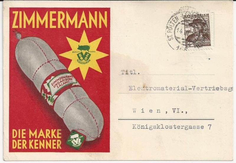 Werbeumschläge und -karten aus Österreich - Seite 3 Bild_519