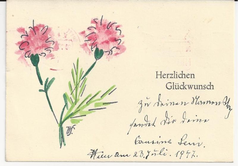 Notmaßnahmen und Provisorien bei Postkarten 1945-1948 Bild_523