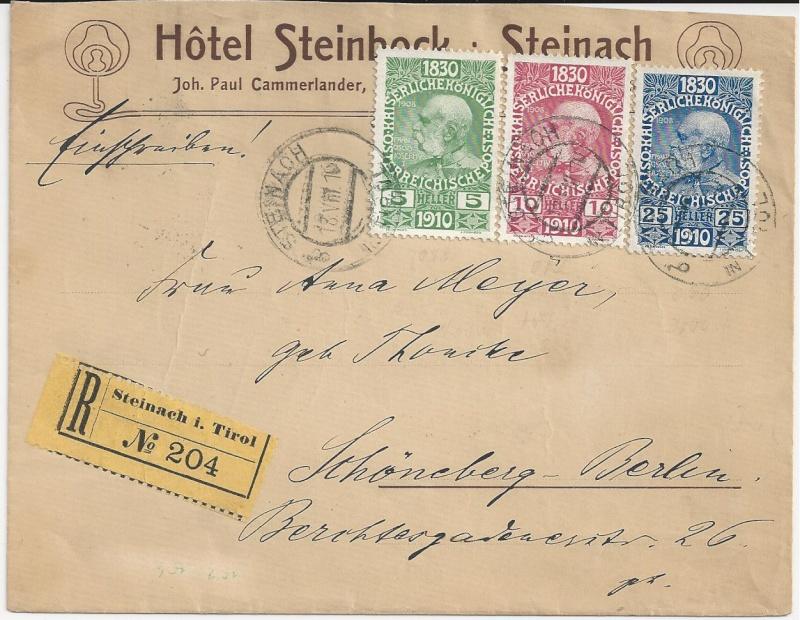 Werbeumschläge und -karten aus Österreich - Seite 3 Bild_532