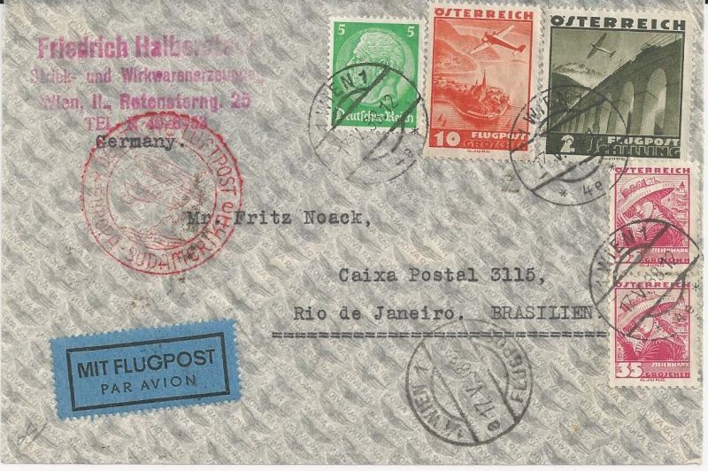 Österreich im III. Reich (Ostmark) Belege - Seite 5 Bild_533