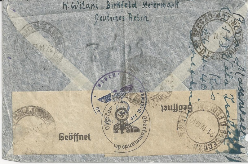 Österreich im III. Reich (Ostmark) Belege - Seite 5 Bild_613
