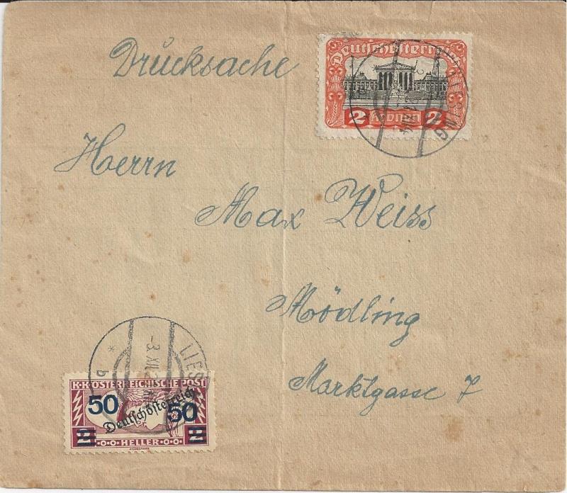 Inflation in Österreich - Belege - 1918 bis 1925 - Seite 4 Bild_719