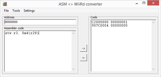 [HELP]Comment changer l'instruction via debugger Asm110
