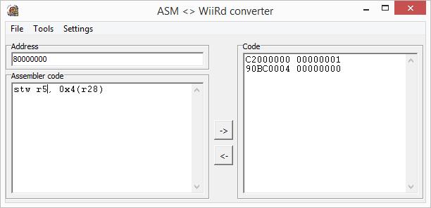 [HELP]Comment changer l'instruction via debugger Asm210
