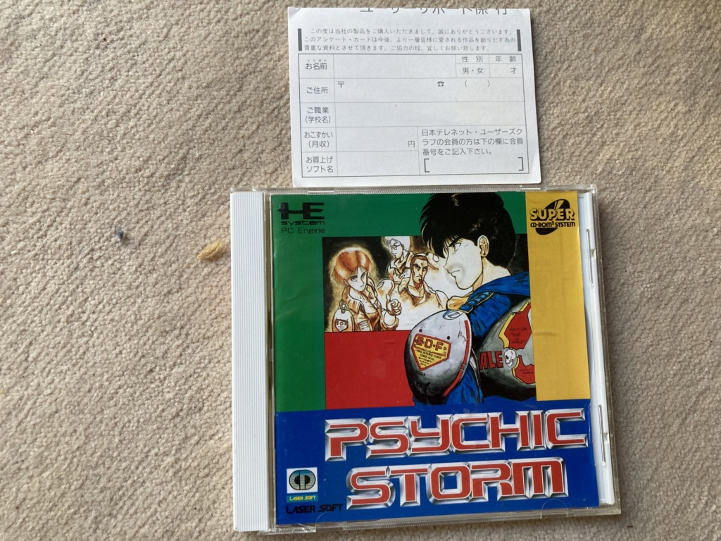 (VDS) PCENGINE (Ninja spirit + Psychic Storm) + SFC (Contra spirit) Img_1916