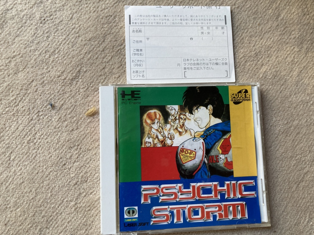 (VDS) PCENGINE (Ninja spirit + Psychic Storm) + SFC (Contra spirit) Img_1918