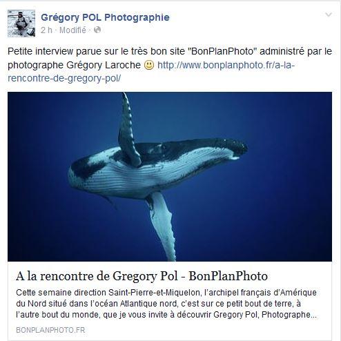 Rencontre avec  le photographe Grégory POL 7155