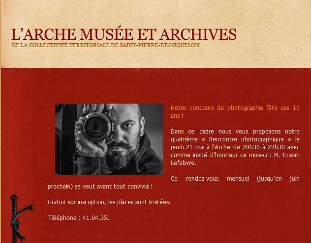 Rencontre photographique : M. Erwan Lefebvre. 7647