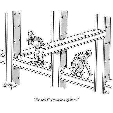 The Picture Jokes thread - Page 4 Escher10