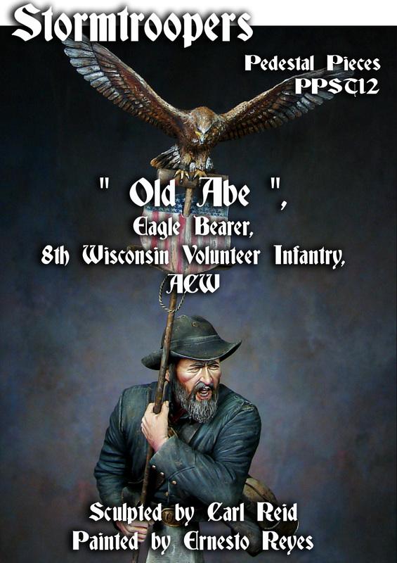 Buste du 8th Wisconsin terminé par Gabriel  85637012