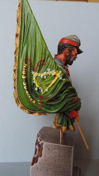 Le buste du 10th Tennessee Irish Brigade  - mise à jour du 7/04  par Gabriel FINI - Page 4 Dscn1414