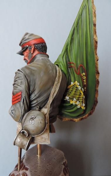 Le buste du 10th Tennessee Irish Brigade  - mise à jour du 7/04  par Gabriel FINI - Page 4 Dscn1415