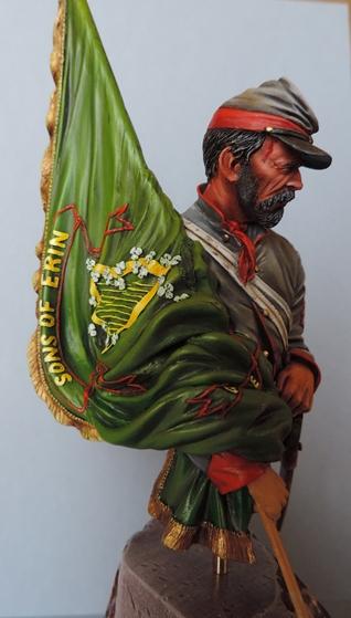 Le buste du 10th Tennessee Irish Brigade  - mise à jour du 7/04  par Gabriel FINI - Page 4 Dscn1417