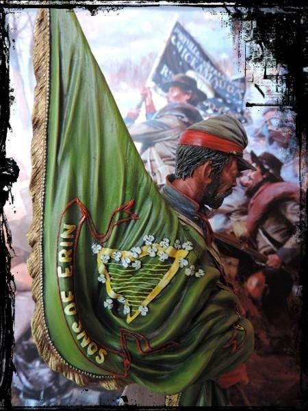 Le buste du 10th Tennessee Irish Brigade  - mise à jour du 7/04  par Gabriel FINI - Page 4 Dscn1424