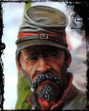 Le buste du 10th Tennessee Irish Brigade  - mise à jour du 7/04  par Gabriel FINI - Page 4 Dscn1427