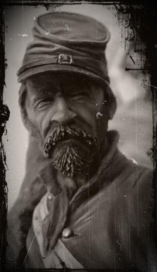 Le buste du 10th Tennessee Irish Brigade  - mise à jour du 7/04  par Gabriel FINI - Page 4 Dscn1430
