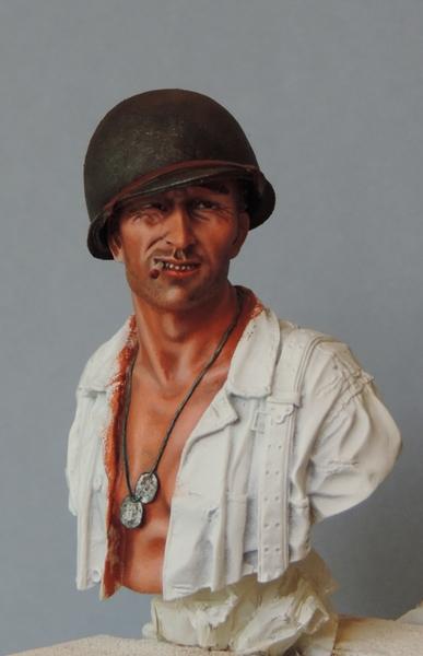 USMC 1st Division Guadalcanal 1942 par Gabriel... Terminé!!!  Dscn1433