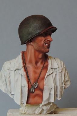 USMC 1st Division Guadalcanal 1942 par Gabriel... Terminé!!!  Dscn1434