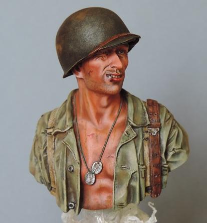 USMC 1st Division Guadalcanal 1942 par Gabriel... Terminé!!!  Dscn1455