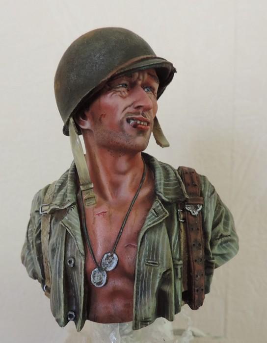 USMC 1st Division Guadalcanal 1942 par Gabriel... Terminé!!!  Dscn1459