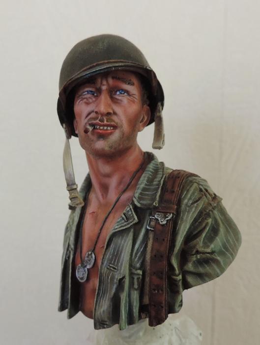 USMC 1st Division Guadalcanal 1942 par Gabriel... Terminé!!!  Dscn1461