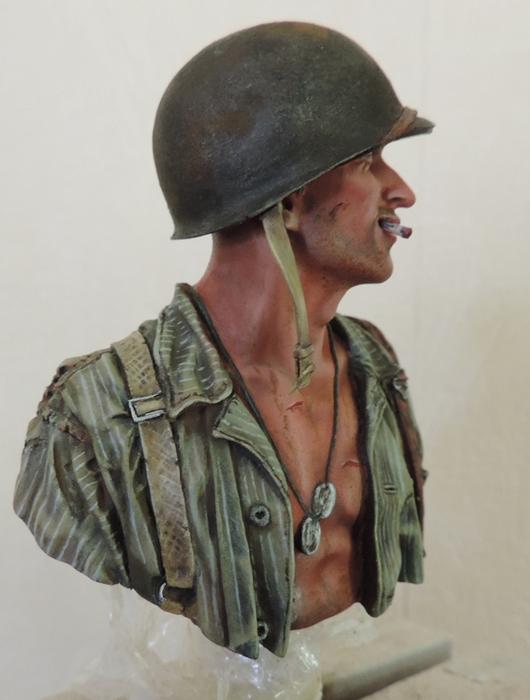 USMC 1st Division Guadalcanal 1942 par Gabriel... Terminé!!!  Dscn1462
