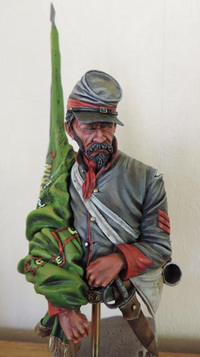 Buste du 10th Tennessee Irish Brigade photos refaites!!!... Dscn1468