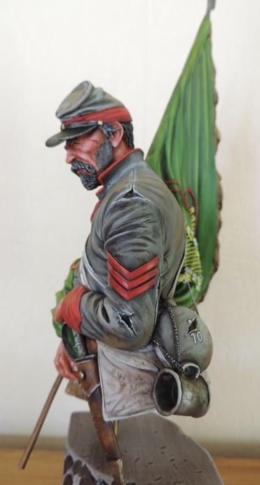 Buste du 10th Tennessee Irish Brigade photos refaites!!!... Dscn1472