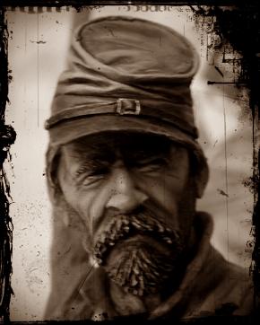 Buste du 10th Tennessee Irish Brigade photos refaites!!!... Dscn1473