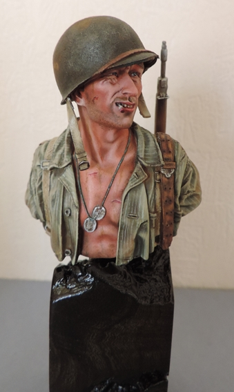USMC 1st Division Guadalcanal 1942 par Gabriel Termine Dscn1481