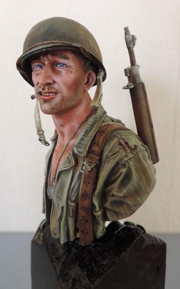 USMC 1st Division Guadalcanal 1942 par Gabriel Termine Dscn1483